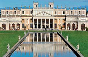 Vianello Limousine Service Palladian Villas tour
